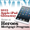 Heroes Mortgage iPad Contest
