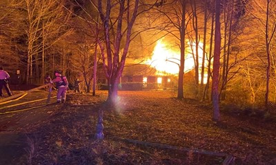 Fatal New Year's Eve House Fire in Paulding County Claims One Life