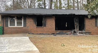 DeKalb County Fire operates on heavy fire with fatalities