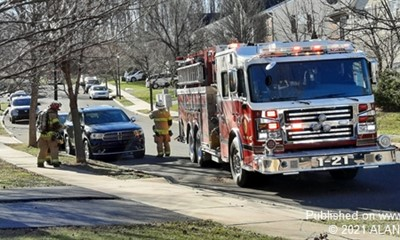 Dryer Fire, Lower Macungie Township