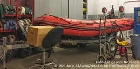 Hollis FD Avon Rescue Boat