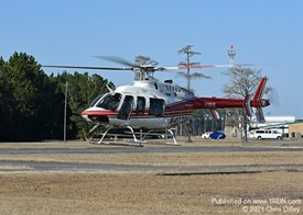 GFC Bell 407 Helicopter