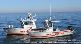 Northpoint-Edgemere Volunteer Fire Co Marine Units 268 & 269