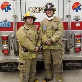 Oxford FIRE-EMS