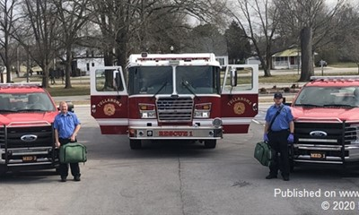 Tullahoma FD Implements the Use of Fast Trucks for First Response