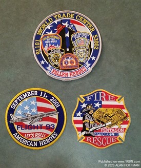 9\11 Patches