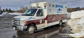 Macungie, PA Ambulance Corps unit 6682