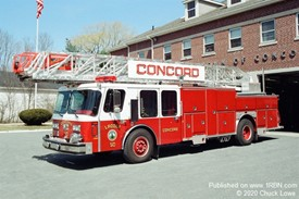Concord Ladder Co