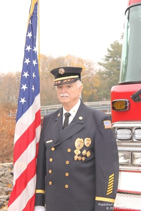 Ex-Chief Ernie Rosolen Served Garfield in Many Positions