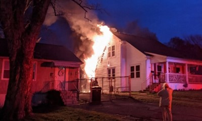 Fire Does Significant Damage to Knoxville Home