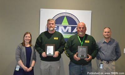 Paulding County EMA Recognizes CERT Volunteers for Exceptional Service