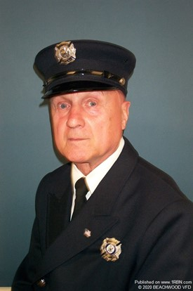 Fire Police Officer Frank Kanko