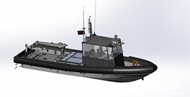 RIBCRAFT Wins $43 million Navy Contract