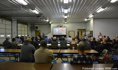 Carroll County FD Hosts Grain Bin Rescue Safety/Awareness Class