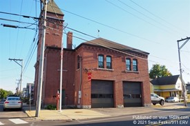 Nashua Ex-Station 2, Converted into Fire Alarm Office