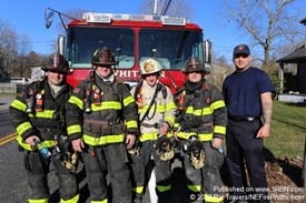 Whitman Firefighters