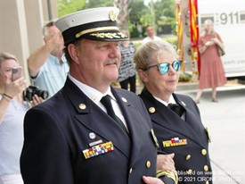 CHIEF BOUNDS AND FIRE MARSHAL ADENT