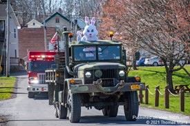 Easter Parade in the Town of Coeymans