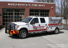 Middlebush Fire Police Unit 44