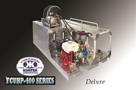KIMTEK Unveils Six New Brush Truck Skid Units with CAT Ultra High-pressure Pumps
