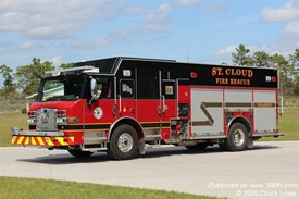 St Cloud Engine 33