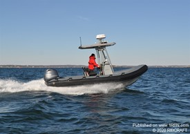 RIBCRAFT Awarded Multiple Contracts with California Department of Fish and Wildlife