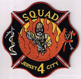 JERSEY CITY FIRE DEPARTMENT SQUAD 4