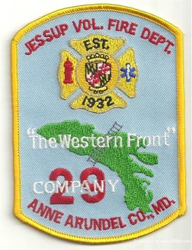 JESSUP FIRE DEPARTMENT