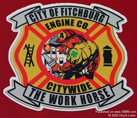 Fitchburg Eng 4 patch