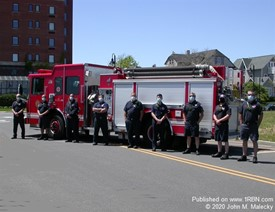 Asbury Park FD On Duty Force