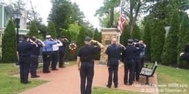 Memorial Day 2020 at (Chief) Foley Park