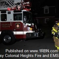 Cause for Colonial Heights garage fire released