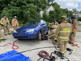 Lifting and Extrication Training for Norwich