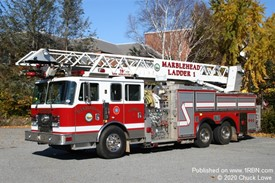 Marblehead Ladder 1