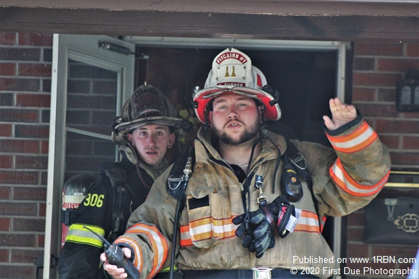 Second First Due Structure Fire in Less Than 24 Hours