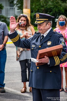 Bethlehem Police Chief Retires After 41 Years of Service