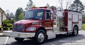 Glennville Fire Engine 251