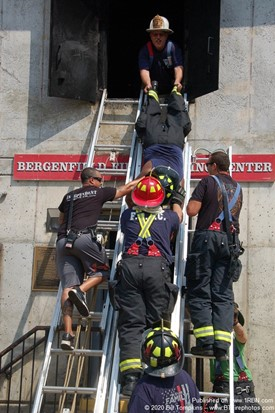 NJDFCA AND BFD TRAINS THE NEXT GENERATION OF FIREFIGHTERS