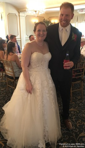 Sandy Hook Engineer Marries His Flame