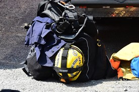 Hunterdon County (NJ) Technical Rescue Task Force Backpack