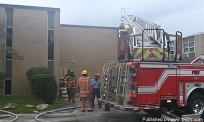 Fire at Ner Israel Rabbinical College