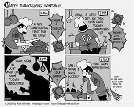 Happy Thanksgiving...Eventually