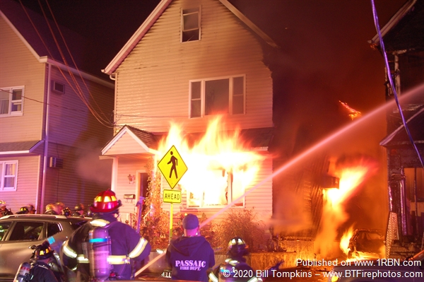 Two Homes Gutted In Garfield