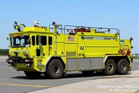 Worcester Airport Engine 62