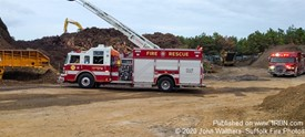 Hagerman FD Rescue Engine 5-10-6 in action