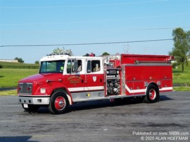 Central Berks Fire Company Engine 38
