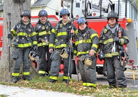 Rochester F.D. Rescue 11 Group 4