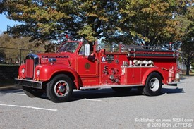 Wyckoff Firefighters Acquire Their 1954 Mack