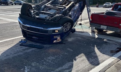 One Transported After Collision in Ocala