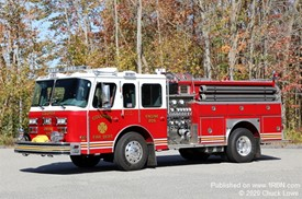 Columbia Engine 205